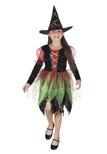 Kinderkostuum Fairy witch