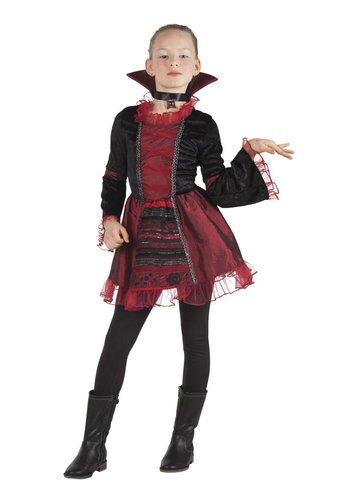 Kinderkostuum Vampire empress