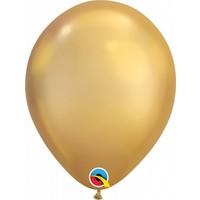 "11"" Gold Chrome (28cm)"