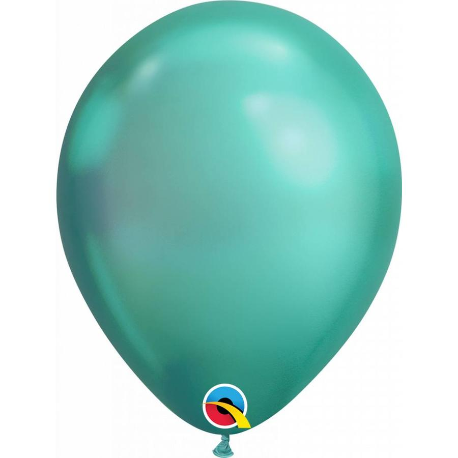 "11"" Green Chrome (28cm)-1"