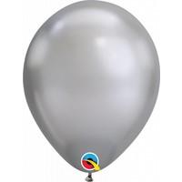 "11"" Silver Chrome (28cm)"