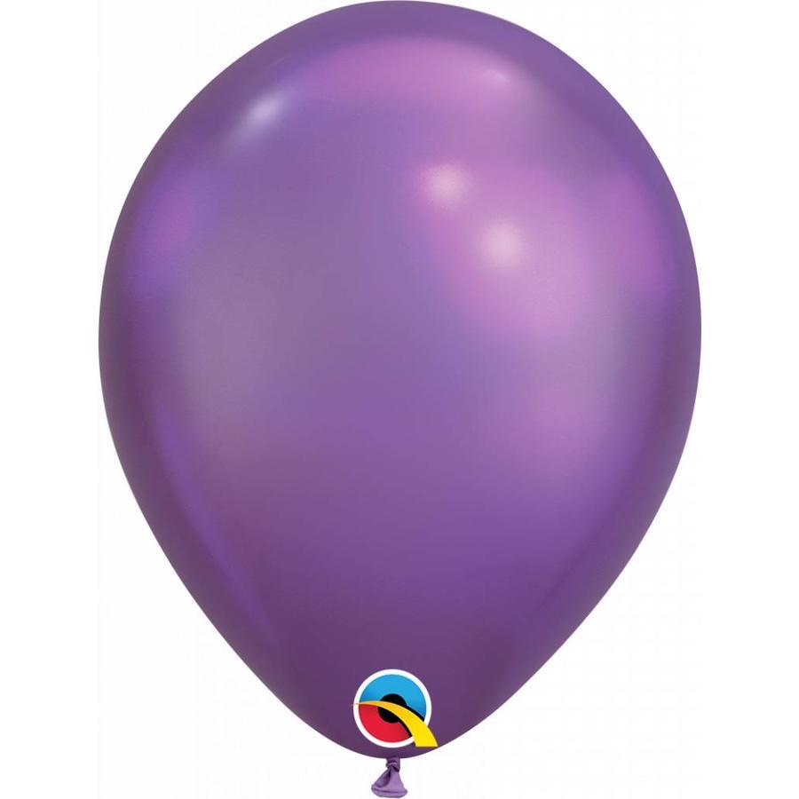 "11"" Purple Chrome (28cm)-1"