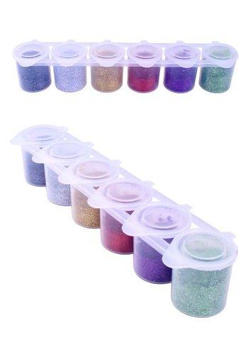 YBody Glitter - Colorxplosion - 6 x 13 gram