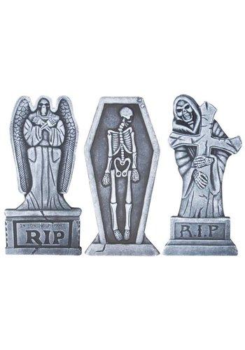 Tombstone - 60 x 30 cm
