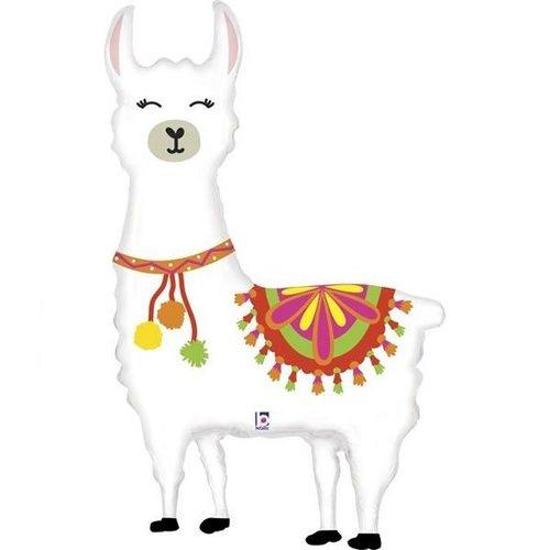 Folieballon - Lama / Alpaca - 114cm