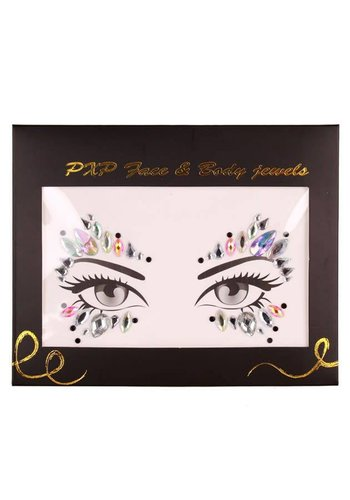 Face & Body jewels - Pastel