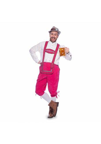 Lederhozen - Pink