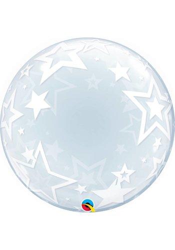 Deco Bubble Stars - 55cm