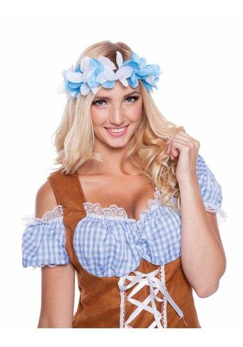 Tiara Bloemen Oktoberfest