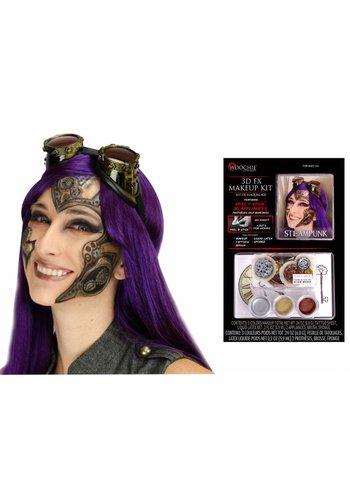 Steampunk complete 3d-fx makeup kit