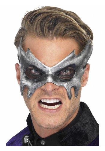 Phantom Masquerade Mask - Grijs