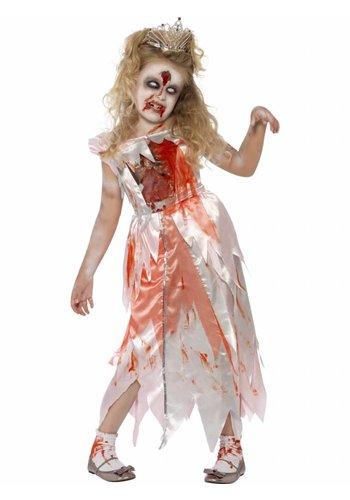 Zombie Sleeping Princess Costume