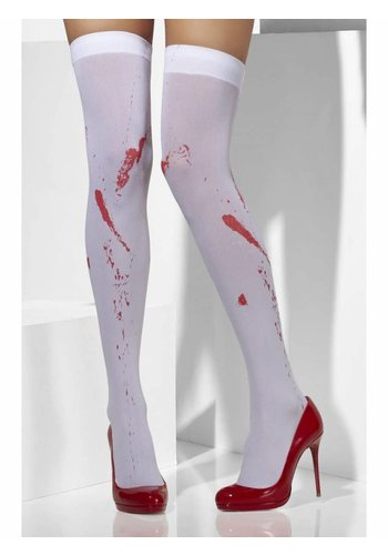 Hold-Ups - Wit met Bloed spetters