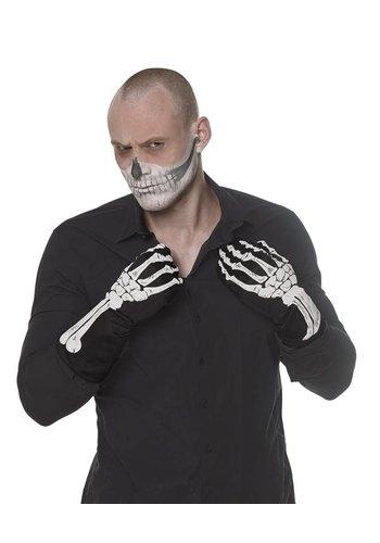 Handschoenen elleboog Bones XL