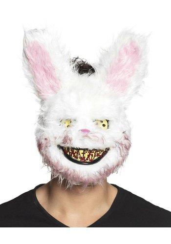 Gezichtsmasker Horror Bunny