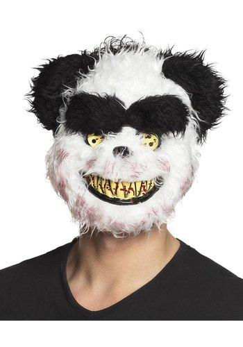 Gezichtsmasker Horror Panda