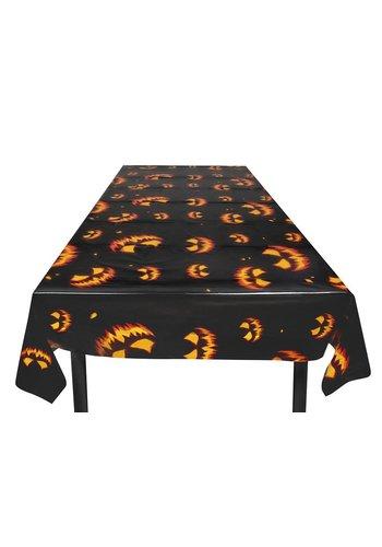 Tafelkleed Creepy Pumpkin - 120 x 180 cm