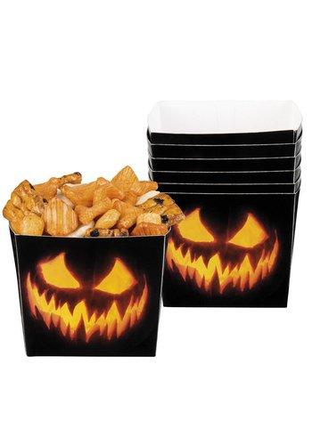 Bakjes Creepy Pumpkin (40 cl) - 6 st