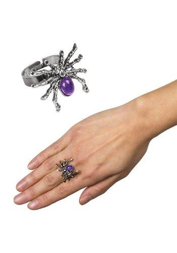 Ring Purple widow