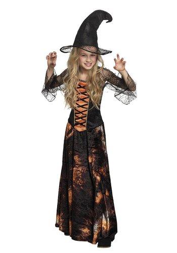 Dazzling witch