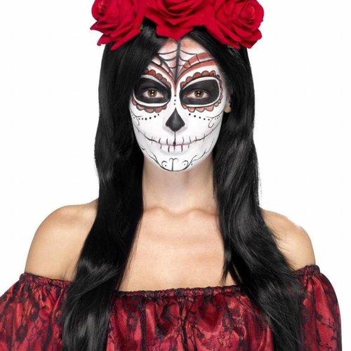 Halloween Artikelen.Halloween Day Of The Dead Versiering Verkleden