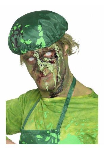 Monster Scab Blood - Groen - Droogt Realistisch - 25 gr