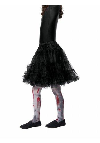 Kinder Panty Zombie Dirt met bloed spetters