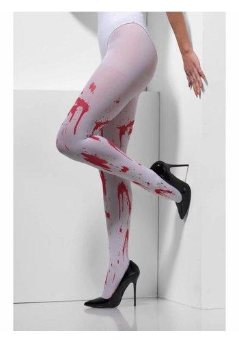 Panty met Bloed Spetters