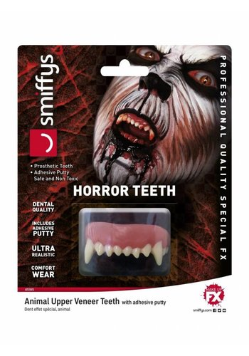 Horror Teeth - Animal