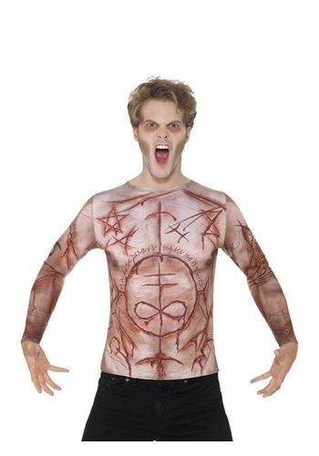 Skin T'shirt Flesh