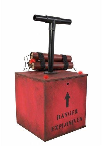 Dynamite detonator - 15 x 23 cm