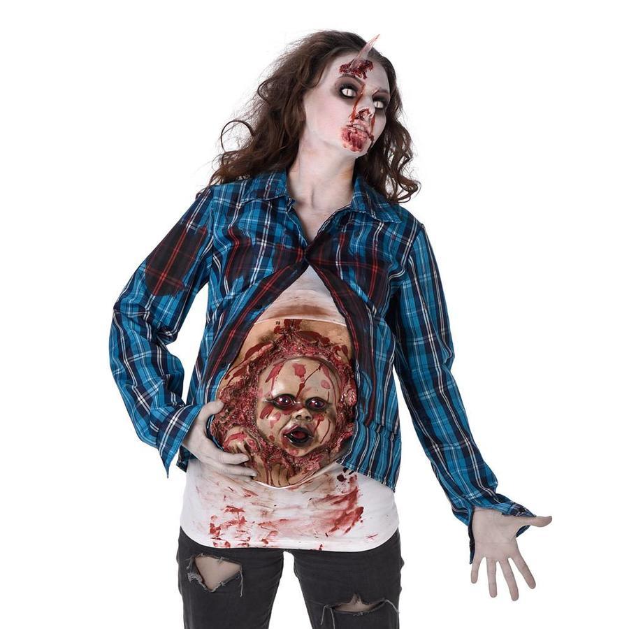 Baby Zombie Costume-1