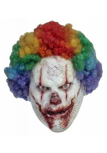 Head Mask Clown