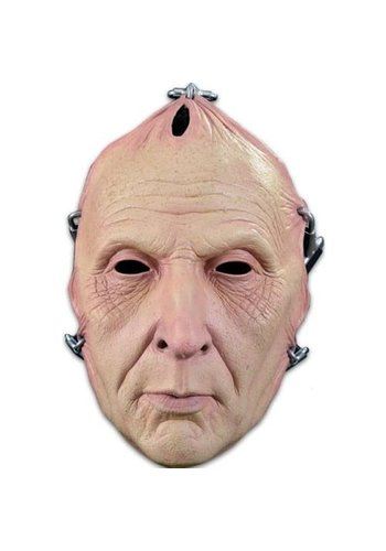 Jigsaw Flesh Face Mask