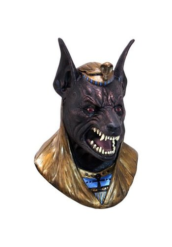 Head Mask Anubis