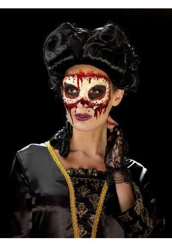 Masquerade Face Off Prothetics