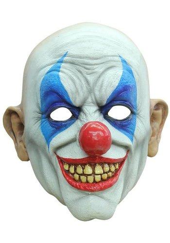 Head mask clown happy