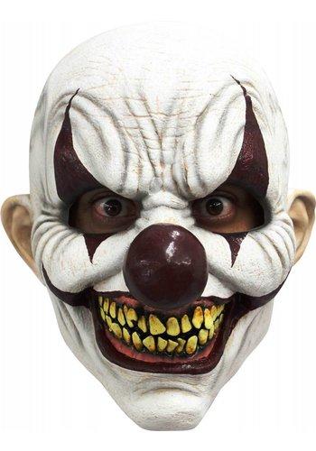 Head mask chomp clown