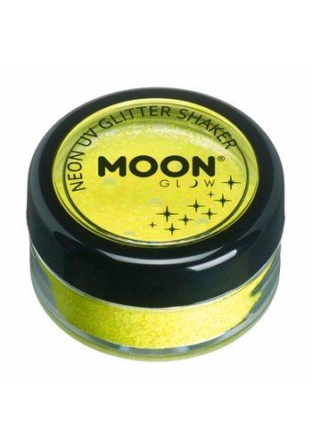 Glitter Shaker Neon - Yellow