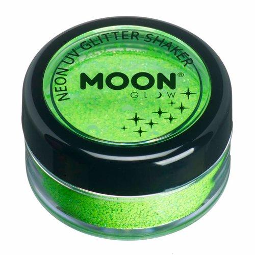 Glitter Shaker Neon - Green