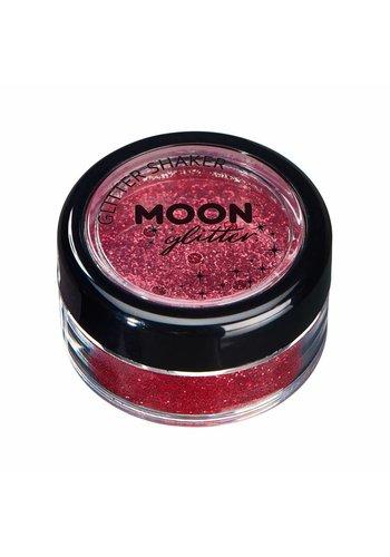 Glitter Shaker - Red