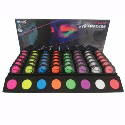 Neon UV Oogschaduw