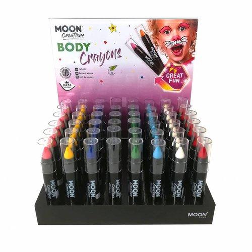 Body Crayons