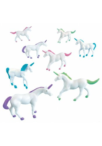 Unicorn - 8 stuks