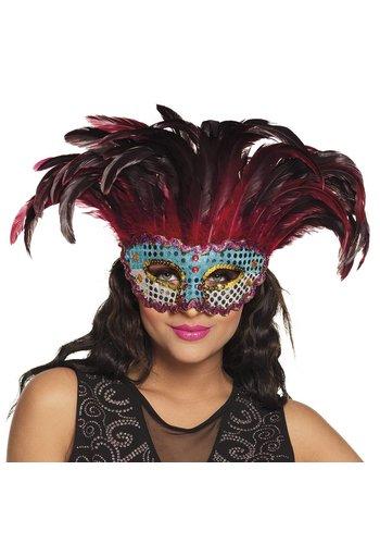 Oogmasker Phoenix queen