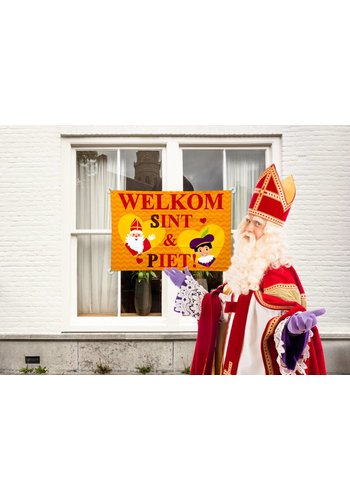 Gevelvlag Sinterklaas - 90x60cm