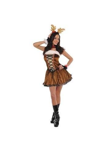 Ladies Costume Miss Vixen