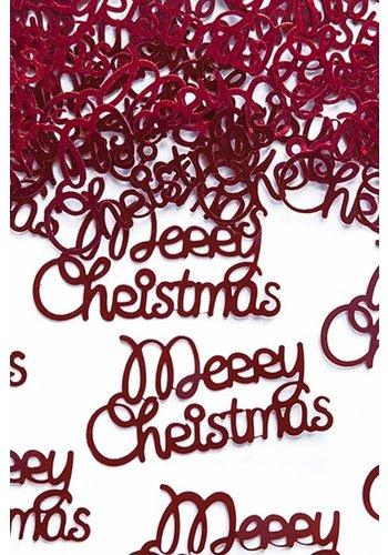 Confetti zakje 3 gr. Merry Christmas