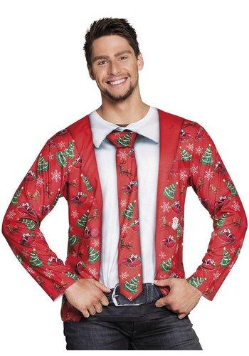 Kerst shirt 'Fancy Christmas'