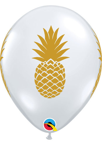 "11"" Pineapple - Transparant (28cm)"